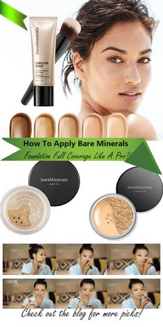 Bare minerals powder foundation natural, faces, before and after, bare minerals makeup tutorial. Informations About my ideas diy Pin You … Bare Minerals Powder Foundation, Bare Minerals Complexion Rescue, Bare Minerals Makeup, Mineral Foundation, Foundation Stick, Foundation Routine, Make Up Tutorials, Beauty Blogs, Makeup Tutorial Foundation