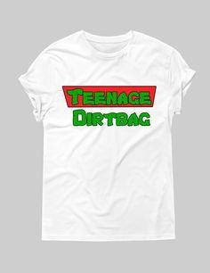 Teenage Dirtbag Tee – Hipster Tops