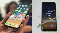 Written by Anuj Bhatia | New Delhi | Updated: September 13, 2017 4:06 pm        Apple iPhone X vs Samsung Galaxy Note 8: Here's why the Galaxy Note 8 trumps the iPhone X.   Apple iPhone X is the latest generation flagship smartphone from the company. iPhone X (pronounced ten) marks the...