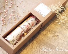 Rolled-up Wedding Invitation, Pink, Flower, Floral Clip Art, Rustic Floral Clip Art, Wedding Invites, Save the date, Wedding Invitations
