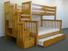 Are you thinking of ting bunk beds for your young kids We