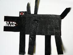 les petites têtes de l'art: Le chien de Troie d'Antoine Rigal