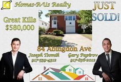 Just Sold! - 84 Abingdon Ave
