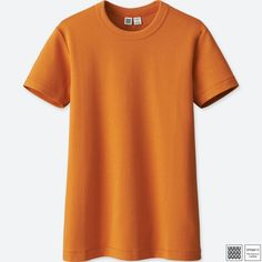 95d1a52704d86 Women uniqlo u cotton crew neck t-shirt