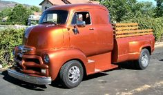 #Chevrolet COE truck. Do you like Cab Over pickups?