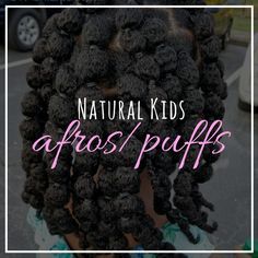 Highlighting the beautiful array of afro hairstyles in children of textured natural hair.