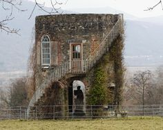 Maenan Hall Folly. One of my favourites with an interesting story to tell. http://www.amazon.co.uk/Welsh-Folly-Book-stories-buildings-ebook/dp/B00E5FY3FO/ref=asap_bc?ie=UTF8