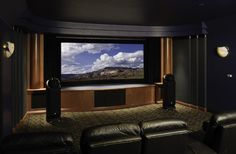 30 Best Home Theatre Setup Images