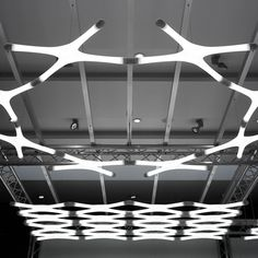 Lighting System X-Ross Lovegrove  Source: http://www.rosslovegrove.com/