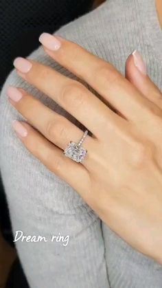 Cute Engagement Rings, Radiant Engagement Rings, Princess Cut Engagement Rings, Solitaire Diamond Engagement Ring, Diamond Wedding Ring Sets, Cushion Cut Engagement Rings, Square Wedding Rings, Big Diamond Rings, Cushion Cut Diamond Ring