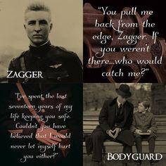 Zagger - The Bodyguard #MadnessMethod