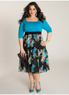 Ivy plus size dress