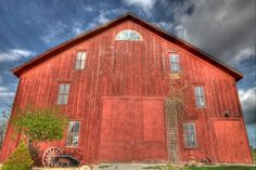 The Red Barn Experience. La Porte Indiana