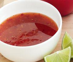 Low FODMAP - Sweet Chili Sauce