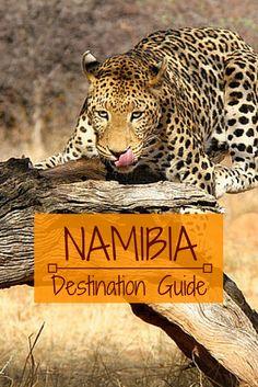Namibia Travel Destination Guide