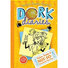 Dork Diaries (Book 3): Tales from a NOT-SO-Talented Pop Star