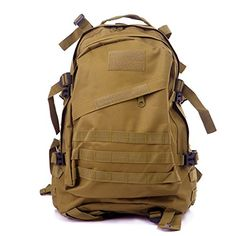 HDE Heavy-Duty 30L Outdoor Sport Military Tactical Camping Hiking Backpack (Tan) HDE http://www.amazon.com/dp/B00N1ZSJLI/ref=cm_sw_r_pi_dp_ae3Iub0BZJ07R