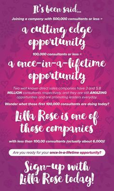 Do you need a little cash for the holiday and into the new year? Lilla Rose is a great company with less than 10,000 Style Consultants and is looking for you to grow with us today!   With business kits starting at just $50, no auto ships or membership fees, free training and website access, as well as commission rates starting at 30% on your first sale.. This is an opportunity that should not be overlooked.   Check out my website today or contact me for more information on starting your own