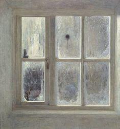 Aesthetics of Windows — Cold Morning, Jan van der Kooi Figure Painting, Painting & Drawing, Modern Art, Contemporary Art, Dutch Painters, Dutch Artists, Art Plastique, Interior Paint, Figurative Art