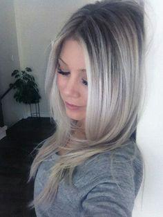 dark ash blonde toner - Google Search                                                                                                                                                     More