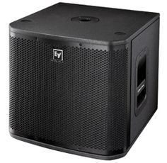 New Joins The Electro-Voice ZX Loudspeaker Family - Pro Sound Web Powered Subwoofer, Professional Audio, Loudspeaker, Marshall Speaker, The Voice, Speakers, Bass, Crisp, Dj
