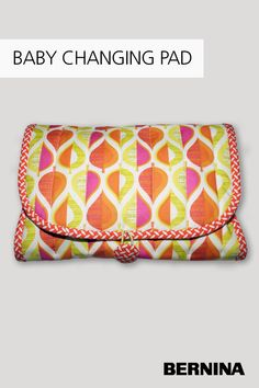 Baby Sewing Projects, Sewing Tips, Sewing Tutorials, Sewing Ideas, Sewing Crafts, Diy Projects, Diaper Wipe Case, Diaper Bag, Nappy Bags