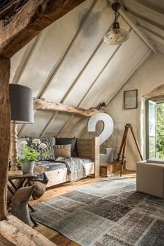 Malvern Hills luxury rustic self-catering barn conversion
