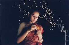 ✖✖✖ Tillotama Shome as Alice in Monsoon Wedding ✖✖✖lovely movie. who knew you could eat marigolds
