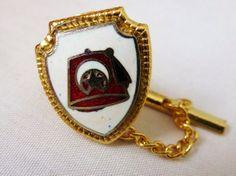 Vintage Shriner Enamel Fez Hat Tie Tac Pin by vintagelady7 on Etsy, $12.99