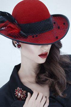 Swanky hat - good image