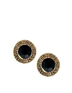 ASOS Vintage Look 'Made You Stare' Earrings