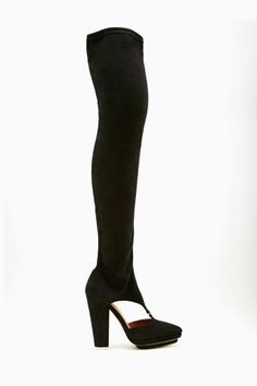 Avril Thigh High Boot