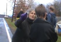 Vera Scroggins might be considered a perpetual entertainment machine if she weren't endangering others with her attention-seeking victim-playing ways.  http://naturalgasnow.org/serial-trespasser-scroggins-plays-victim-card/