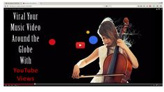 Viral Your Music Video with YouTube Views Meaning Of Like, Your Music, Music Videos, Youtube, Movie Posters, Film Poster, Youtubers, Billboard, Film Posters