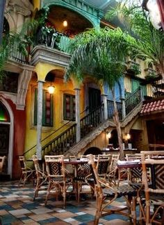 Cuba Libre Restaurant & Rum Bar in Philly is one of my favorite restaurants! Varadero Cuba, Santa Lucia, Costa Rica, The Places Youll Go, Places To Go, Cuban Decor, Belize, Les Bahamas, Trinidad E Tobago
