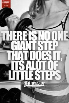 One of the biggest things people fail to realize about the fitness journey... www.fitproject.me