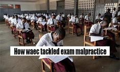 How waec tackled exams malpractice - Reasons why exam malpractice is conducted Play Money, Earn Money, How To Make Money, How To Become, Register Online, Youtube Subscribers, Law And Order, What I Want, Why People
