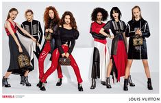 Louis Vuitton's Fall 2016 Ad Campaign Features Tons of Bags and Even More Selena Gomez
