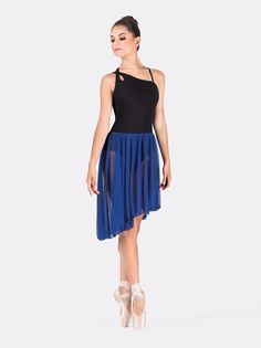 US $9.99 New without tags in Clothing, Shoes & Accessories, Dancewear, Adult Dancewear. Body wrappers adult chiffon dance practice skirt.