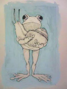 He's not heavy, he's my snail