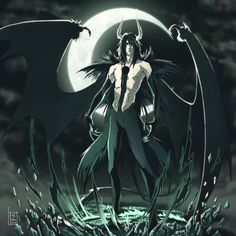 Espada Cuatro by AnHellica.deviantart.com (Ulquiorra Cifer from Bleach by Kubo…