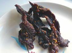 Our recipe for Neua Sawan (Heavenly Beef) is a secret family recipe that has been passed down from daughter to daughter.  Many foreigners equate Heavenly Beef to beef jerky. It is more than that for Thais. It is consumed as a quick lunch or light dinner. You will often accompanied with papaya salad.