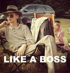 Thomas Brodie Sangster.  A Classic!!