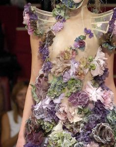 Beautiful couture