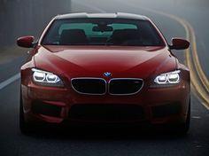 2013 BMW M6 Burg. Coupe.