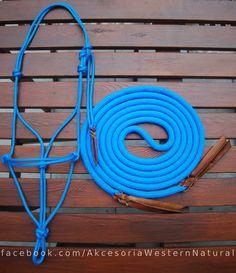Perlonseil Halfter und Blei Seil in passenden Farben. Blei-Seil ist 12 ft (3.7 m). Kundenspezifisch konfektioniert. Sie können anfordern, zwei