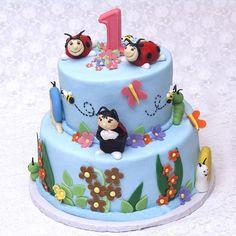birthday cakes for girl - חיפוש ב-Google