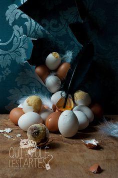hidden egg cakes