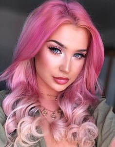 #haircolor #hair #hairstyles #haircut #pinkhair