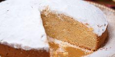 Η συνταγή της ημέρας: Αφράτη και πανεύκολη βασιλόπιτα Vanilla Cake, Sweet, Desserts, Food, Candy, Tailgate Desserts, Deserts, Essen, Postres